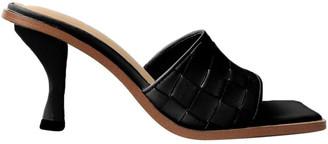 Tony Bianco Olivia Black Como Heels