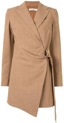 ANNA QUAN Side-Tie Dress