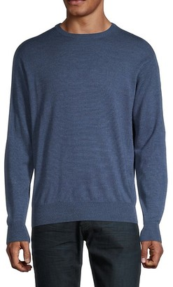 Peter Millar Merino Wool & Silk-Blend Sweater