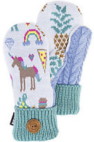 Muk Luks Women's Everything Potholder Mittens