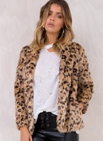 Muse Faux Fur Coat