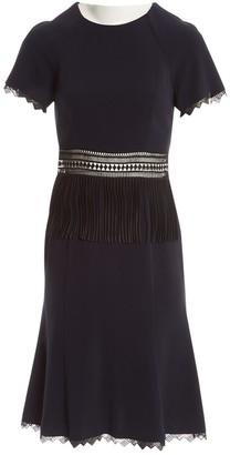 Jonathan Simkhai Navy Viscose Dresses