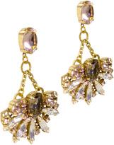 Anton Heunis Lotus Pendant Earrings