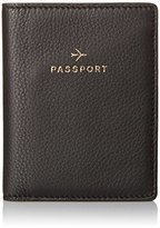 Fossil Passport With Rfid Technology Pass Case