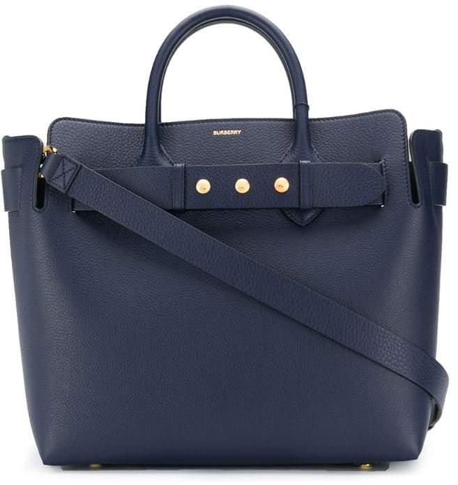 e24896601fb Burberry Studded Handbag - ShopStyle