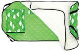Urban Infant Cloud Tot Cot Toddler Nap Mat in Green