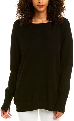 Halston Wool & Cashmere-Blend Sweater