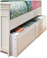 """Thumbnail for your product : My Home Neapolitan 75"""" Twin Trundle Unit"""