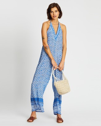 Rusty Morocco Jumpsuit