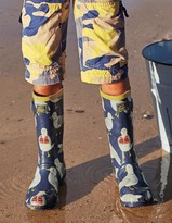 Boden Printed Wellies