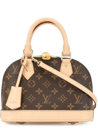 Louis Vuitton 2020 pre-owned Alma BB two-way bag