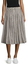 Sara Lanzi Wool Balloon Skirt