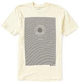 Ben Sherman Target Stripe Graphic Short-Sleeve Tee