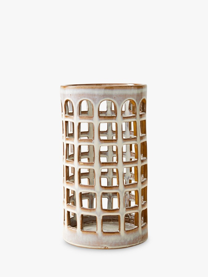 Ceramic Tea Light Holders Shop The World S Largest Collection Of Fashion Shopstyle Uk
