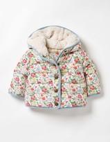 Boden Floral Coat