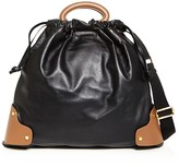 Marni Balloon Leather Hobo
