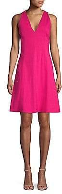 Elie Tahari Women's Selene Fit-&-Flare Dress