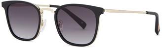 Le Specs Racketeer Wayfarer-style Sunglasses
