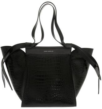 Elena Ghisellini Inseparable Double Handle Tote Bag
