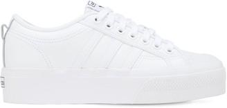 adidas Nizza Leather Platform Sneakers