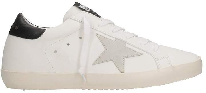 Golden Goose Superstar White Sneakers