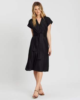 Sportscraft Sierra Linen Dress