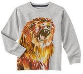 Gymboree Lion Long Sleeve Tee