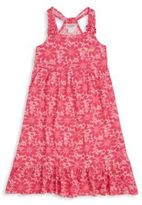 Juicy Couture Toddler's & Little Girl's Floral-Print Dress
