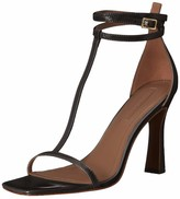 BCBGMAXAZRIA Women's Ina T-Strap Dress Sandal Sandal