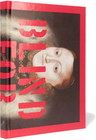Assouline Gucci: Blind For Love By Nick Waplington Hardcover Book - Red