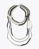 High-Low Segmented Necklace