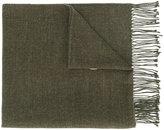 Diesel patch detail scarf