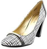 Bandolino Everley Round Toe Synthetic Heels.