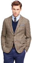 Brooks Brothers Plaid Sport Coat