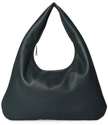 The Row Everyday Leather Hobo Bag
