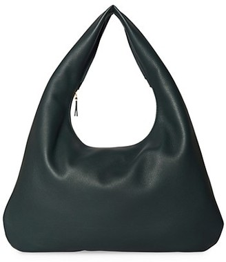 The Row Everyday Leather Hobo Bag