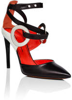 Proenza Schouler Bi Colour Pump 100mm With Lacing