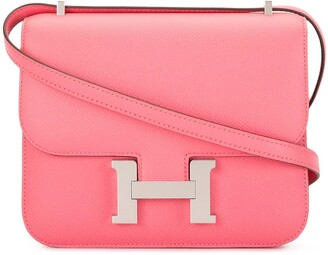 Hermes 2019 pre-owned Constance crossbody bag