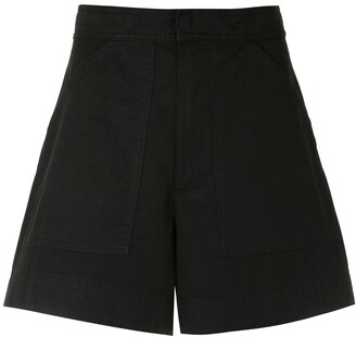 OSKLEN High-Waisted Shorts
