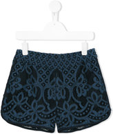 Little Remix lace shorts - kids - Cotton/Nylon/Polyester - 14 yrs