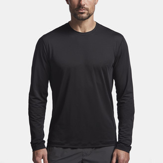 James Perse Y/Osemite Perforated Performance Crew
