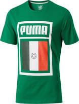 Puma Forever Football Country Cotton T-Shirt