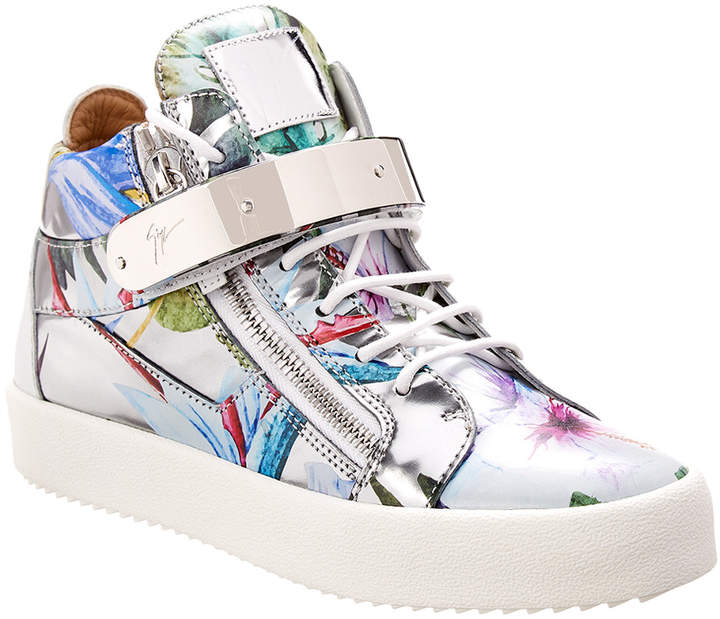 Giuseppe Zanotti Spring Leather Sneaker