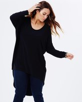 Harlow Diva Oversized Top