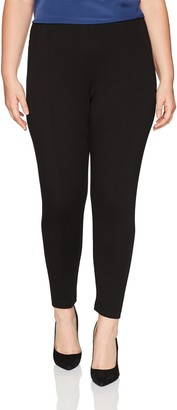 Love Scarlett Women's Plus Size Ponte Pant Legging