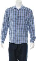 Michael Kors Long Sleeve Button-Up Shirt