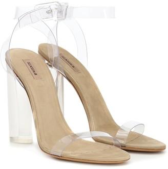 Yeezy Exclusive to Mytheresa Transparent sandals (SEASON 8)
