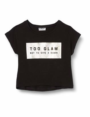 MEK Girl's T-Shirt M/m J.visc. Con Stampa Kniited Tank Top
