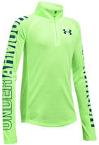 Under Armour Girls' Threadborne 1/4- Zip