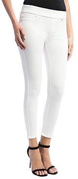 Liverpool Los Angeles Liverpool Sienna Pull-On Legging Jeans in Bright White